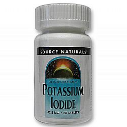 Source Naturals Potassium Iodide