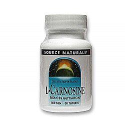Source Naturals L-Carnosine
