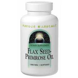Source Naturals Flax Seed-Primrose Oil 1,300 mg