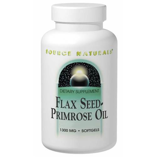 Flax Seed-Primrose Oil 1-300 mg