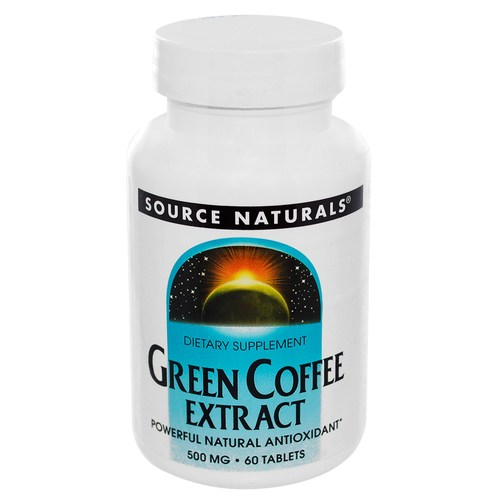 Green Coffee Extract 500 mg