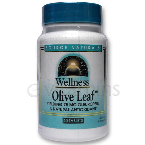 Wellness Olive Leaf
