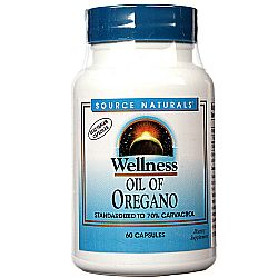 Source Naturals Wellness Oil Of Oregano 45 mg
