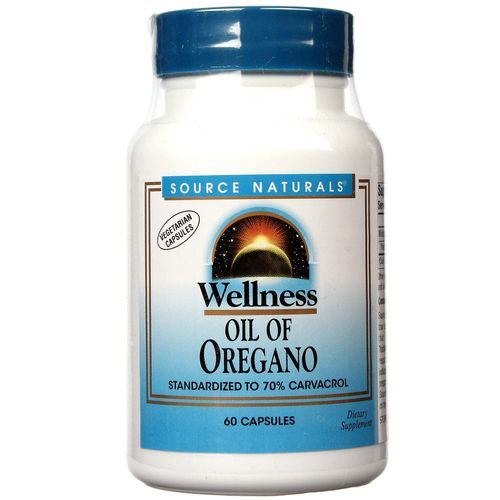 Wellness Oil Of Oregano 45 mg