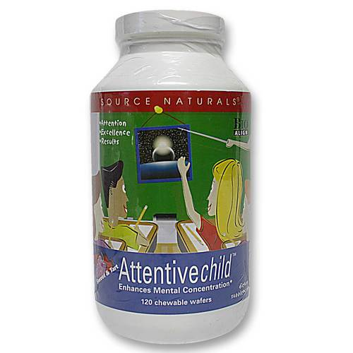 Attentive Child Chewables