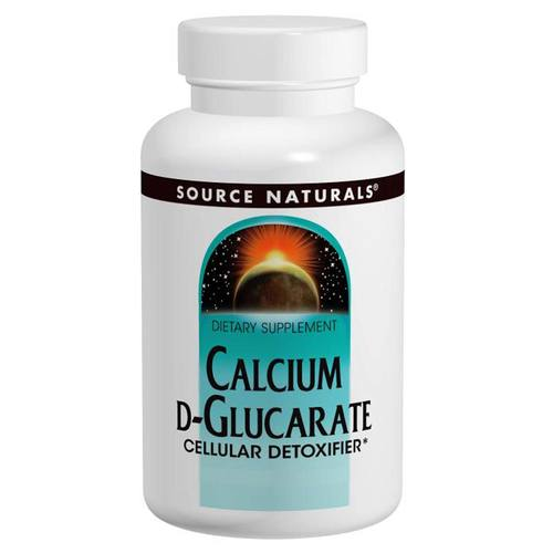 Calcium D-Glucarate 124 mg