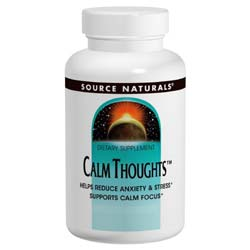 Source Naturals Calm Thoughts