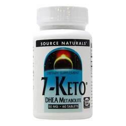 Source Naturals 7 Keto DHEA Metabolite