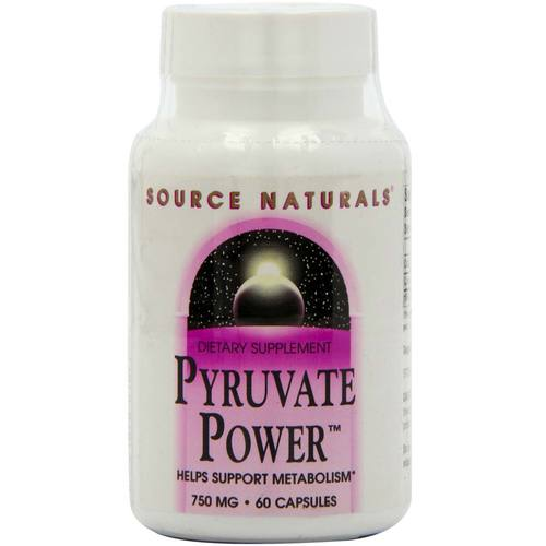 Pyruvate Power