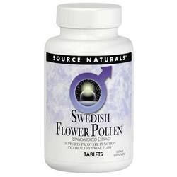 Source Naturals Swedish Flower Pollen