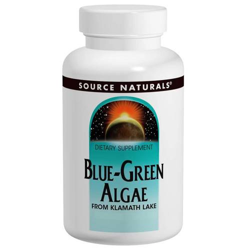 Blue-Green Algae Powder