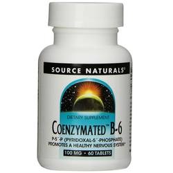 Source Naturals Coenzymated B6