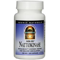 Source Naturals Nattokinase 100 mg