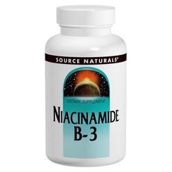 Source Naturals Niacinamide B-3 1500 mg
