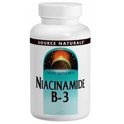Source Naturals Niacinamide B-3