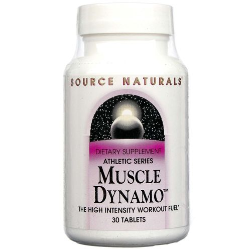 Source Naturals Muscle Dynamo  - 30 Tablets - 021078006992_1.jpg