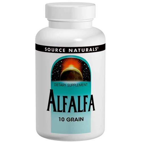 Source Naturals Alfalfa  - 648 mg - 250 Tablets - 82796_a.jpg