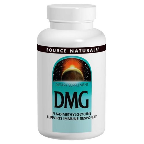 Source Naturals Dmg 100mg - 30 Tablet - 82911_front.jpg