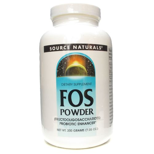 Source Naturals FOS Powder - 200 g