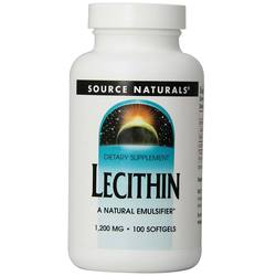 Source Naturals Lecithin 1200 mg