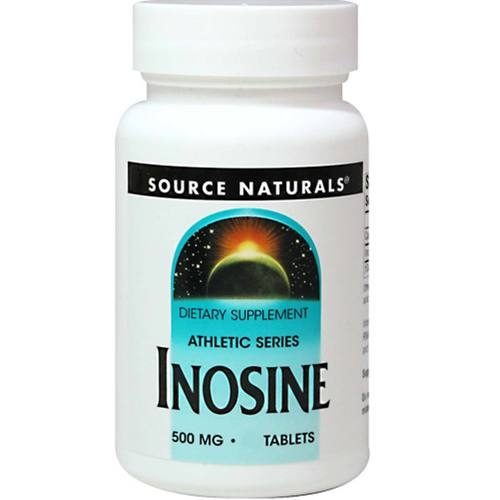 Source Naturals Inosine - 60 Tablet