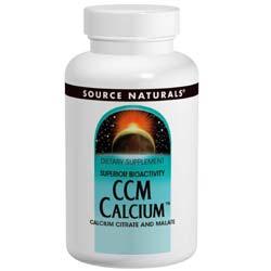 Source Naturals CCM Calcium