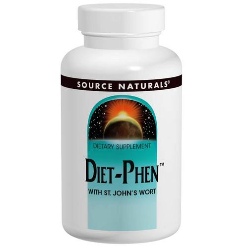 Source Naturals Diet-Phen - 45 Tablets