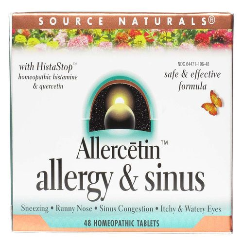 Allercetin Allergy and Sinus