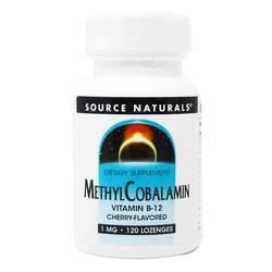 Source Naturals MethylCobalamin Vitamin B12