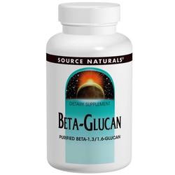 Source Naturals Beta-Glucan