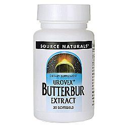 Source Naturals Urovex Butterbur Extract