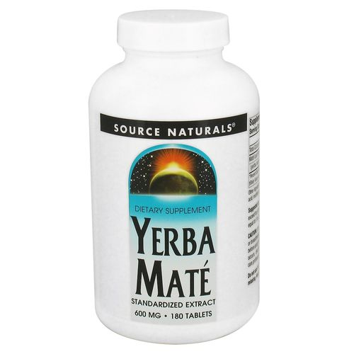 Yerba Mate Standardized Extract