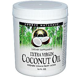 Source Naturals Extra Virgin Coconut Oil