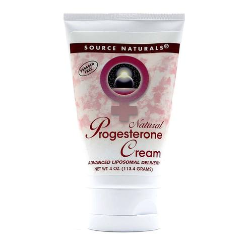 Natural Progesterone Cream