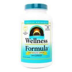 Source Naturals Wellness Formula Daily Immune Support