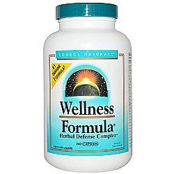Source Naturals Wellness Formula Herbal Defense Complex