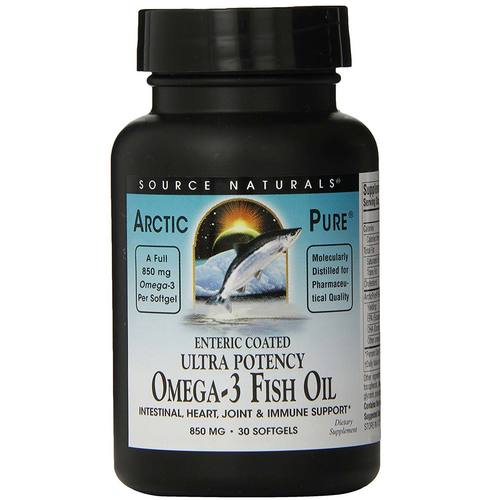 ArcticPure Ultra Potency Omega-3 Fish Oil