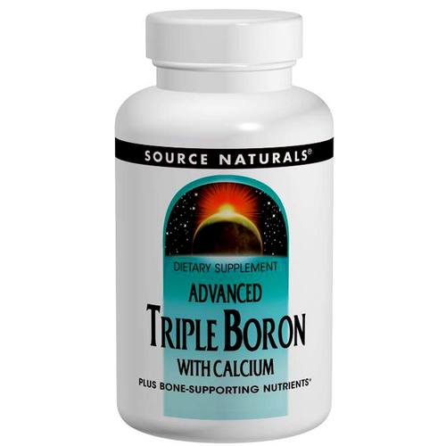 Advanced Triple Boron with Calcium