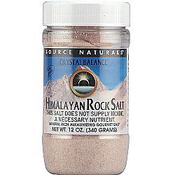 Source Naturals Crystal Balance Himalayan Rock Salt Fine Grind Refill