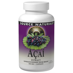 Source Naturals Acai Extract