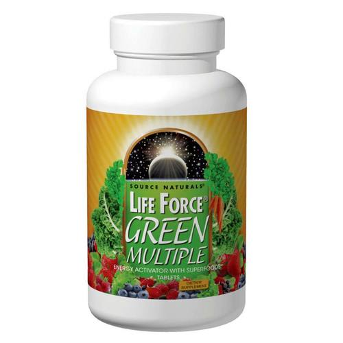 Life Force Green Multiple