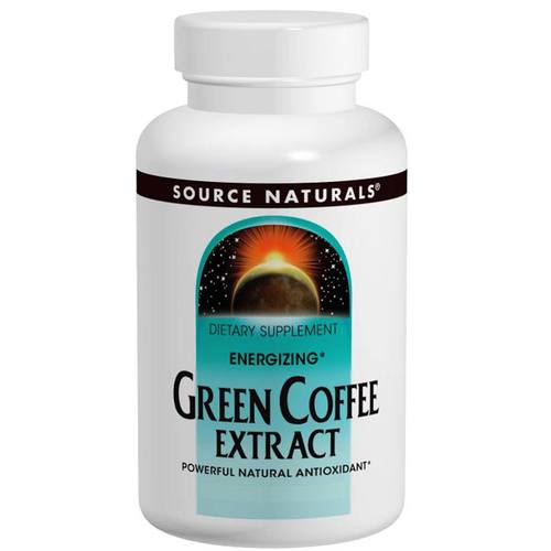 Energizing Green Coffee Extract