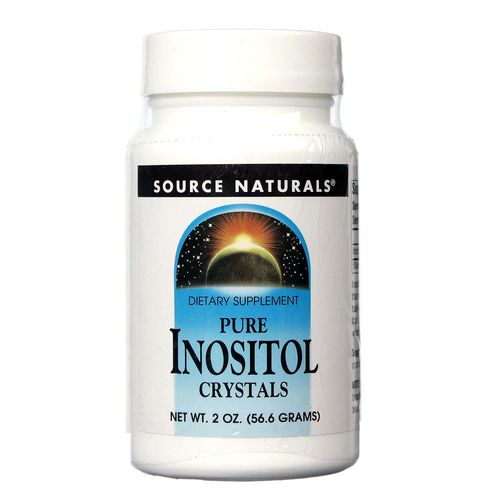 Pure Inositol Crystals