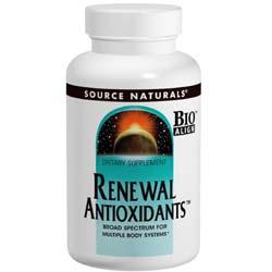 Source Naturals Renewal Antioxidants