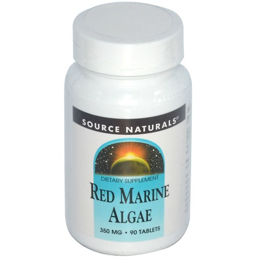 Source Naturals Red Marine Algae  - 90 Tablets - 8530.jpg