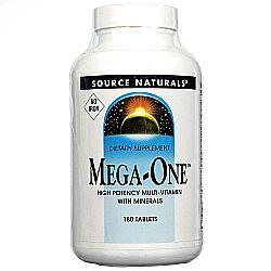 Source Naturals Mega-One Multiple