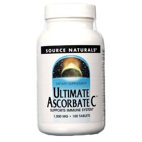 Ultimate Ascorbate C with Minerals