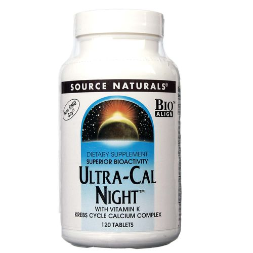 Ultra Cal Night w/ Vitamin K