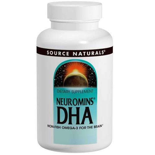 Source Naturals DHA Neuromins 200 mg - 120 Gels