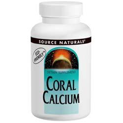 Source Naturals Coral Calcium 600 mg